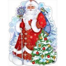 Плакат Дед Мороз
