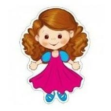 Плакат-мини Куколка