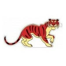 Плакат-мини Тигр Шерхан ( из мультфильма Маугли)