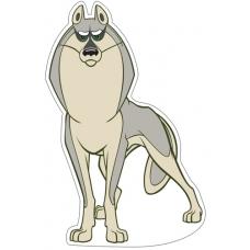 Плакат-мини Волк Акела (из мультфильма Маугли)