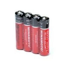 Батарейка R 03 Minamoto  1шт.